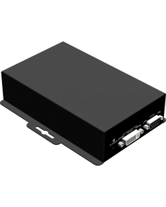 Dual-View Universal Video to DVI-I Scaler (with Audio support)
