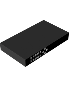 4x1 HDMI Quad-View Video Processor with 4K2K