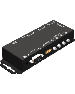 4x1 HDMI Switch with IR & RS-232 Control