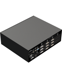 9-Display 4K2K Video Wall Processor