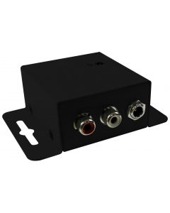 S/PDIF to Stereo Audio Mini Converter