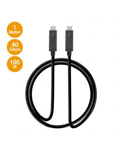 Thunderbolt 3 40Gbps Active Cable - 1M