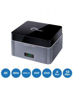 Premium 4-Port HDMI Splitter with EDID - 4Kx2K 60Hz