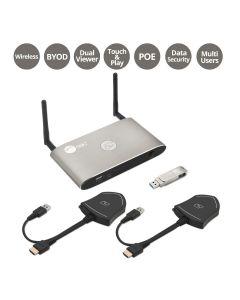 Dual View Wireless Media Presentation Kit
