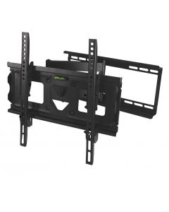 "Full-Motion TV Mount - 23"" to 42"" Left view"
