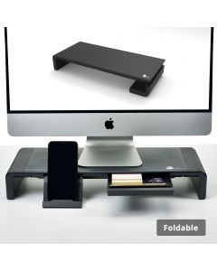 Stylish Foldable Monitor Stand