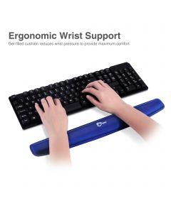 Ergonomic wrist support