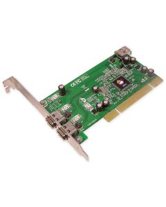 FireWire 3-Port PCI i/e