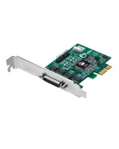 Dual profile CyberSerial 4S PCI Express
