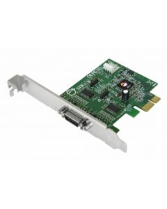 DP CyberSerial Dual PCIe side view