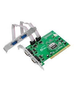 CyberSerial 4S 550 PCI with connector bracket