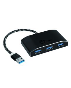SuperSpeed USB 3.0 4-Port Powered Hub