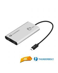 4K Thunderbolt 3