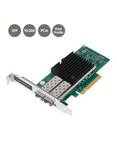 Dual Port 10G SFP+ Ethernet Network PCI Express