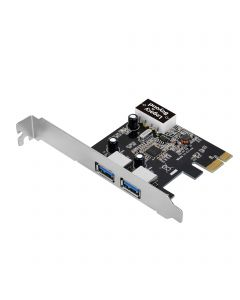 USB 3.0 2-Port (Ext) PCIe Host Card