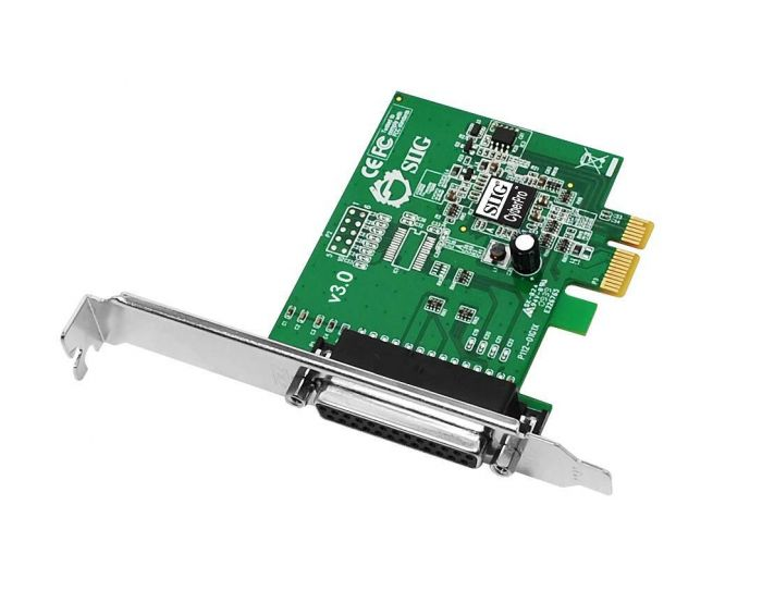 DRIVERS SIIG PCI PARALLEL PORT