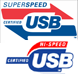 SuperSpeed Highspeed USB